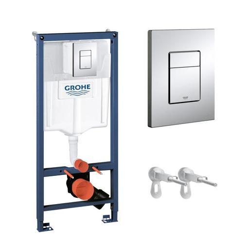 Grohe Rapid SL 3 in 1-Set Montageelement für WC Spülkasten GD 2 38772001