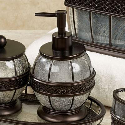 Ice Lotion Soap Dispenser Oil Rubbed Bronze , Oil Rubbed Bronze