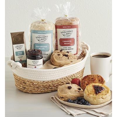 English Muffin Sampler Basket