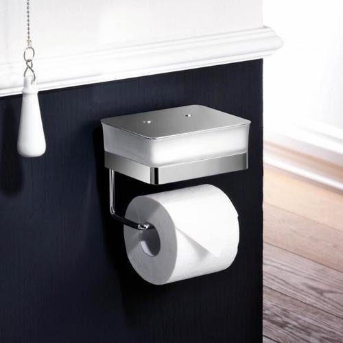 Giese WC-Duo für Feuchtpapier mit Papierhalter B: 150 H: 135 T: 145 mm 31770-02
