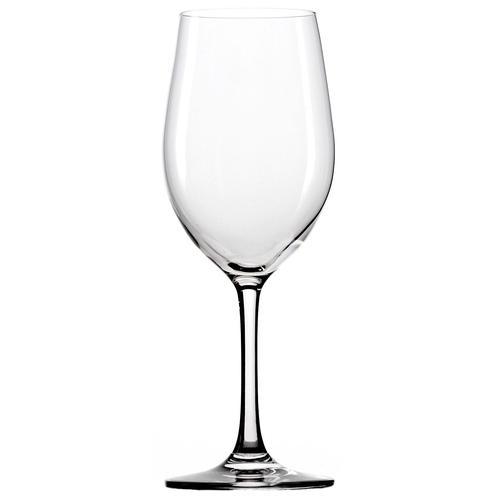 Stölzle Weißweinglas CLASSIC long life, (Set, 6 tlg.), 370 ml, 6-teilig farblos Kristallgläser Gläser Glaswaren Haushaltswaren