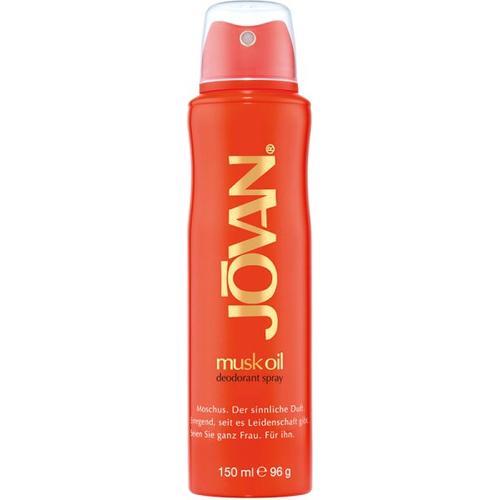 Jovan Musk Oil Woman Deodorant Body Spray 150 ml