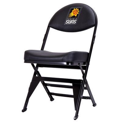 """Phoenix Suns X-Frame Court Side Folding Chair"""