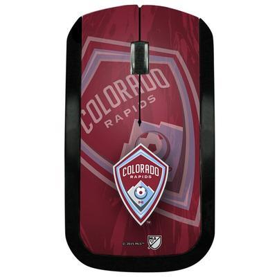 """Colorado Rapids Wireless USB Mouse"""