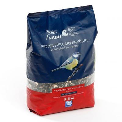 Vogelfutter für Futtersäulen und -häuser, 1,75 kg