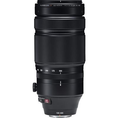 Fujifilm FUJINON XF100-400mmF4.5-5.6 R LM OIS WR Telephoto Zoom Lens - black