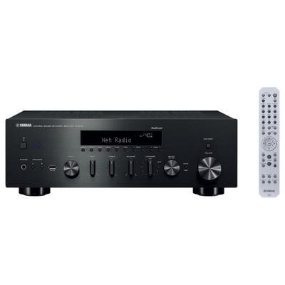 Yamaha Slimline 5.1-Ch. A/V Home Theater Receiver - Black - R-N602BL