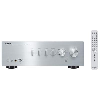 Yamaha A-S501 240W 2-Ch. Integrated Amplifier - Silver - A-S501SL