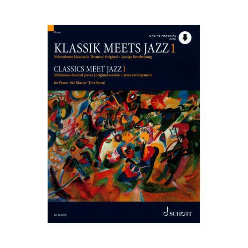 Schott Klassik meets Jazz Piano
