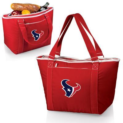 Red Houston Texans Topanga Cooler Tote