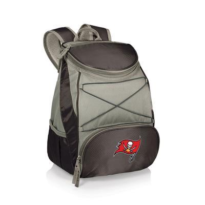 Tampa Bay Buccaneers Black PTX Backpack Cooler