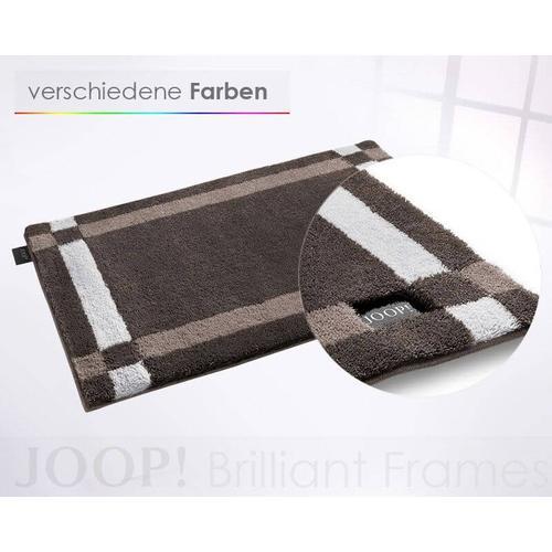 JOOP! 159 Brilliant Frames Badteppich 70x120 cm Fb. 1001 Azur
