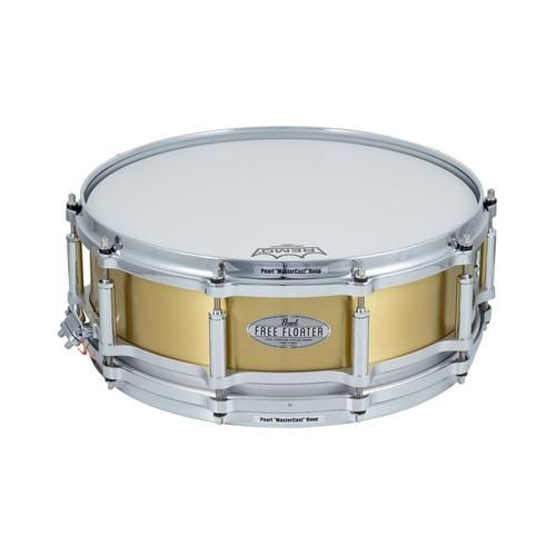 """""""Pearl 14""""""""x5"""""""" Free Floating Brass"""""""