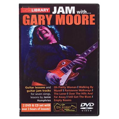 Roadrock International Jam with Gary Moore
