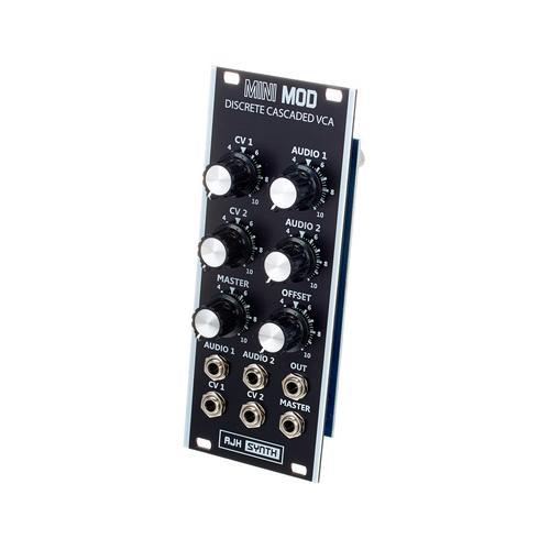 AJH Synth MiniMod VCA black