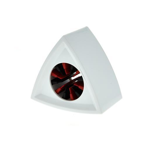 Rycote Triangular Mic Flag White