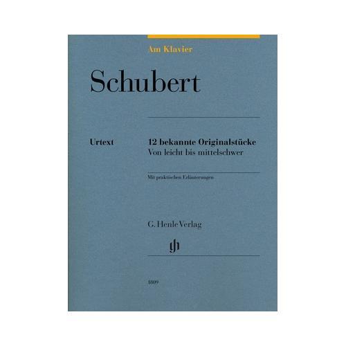 Henle Verlag Am Klavier Schubert