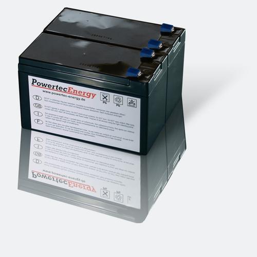 Batteriesatz für Effekta MTD 700