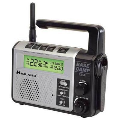 Midland Dynamo XT511 CB Camp Radio