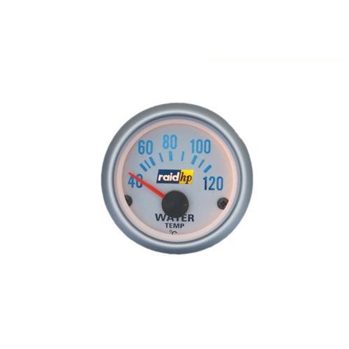 Serie Silver-Line Wassertemperaturanzeige | Raid