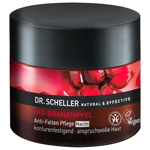 Dr. Scheller Nachtcreme Bio Granatapfel Gesichtscreme 50ml