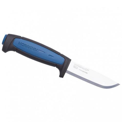 Morakniv - Gürtelmesser Pro s - Messer Gr 9,1 cm schwarz/blau