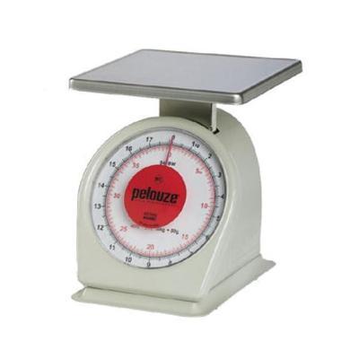 Rubbermaid Washable Mechanical Scale (40 Lb. Cap.). Model: FG840BW 1VJX9