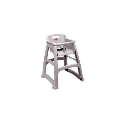 Rubbermaid Youth High Chair (Dark Green). Model: FG780608DGRN 4PLW5
