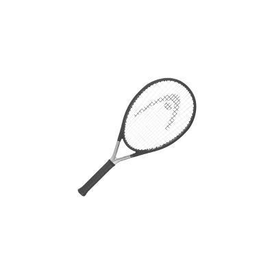 Head Ti.S6 Tennis Racquet Black 4 1/4