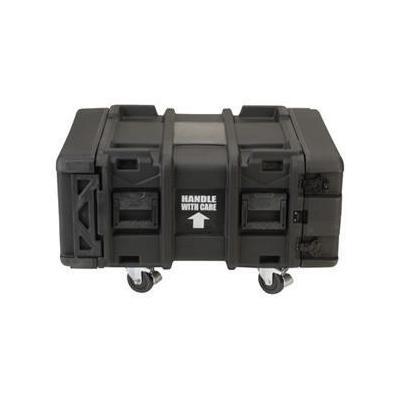 SKB Roto Shock 4U Rack 24IN Blk 19X24X7 Mobile Equip