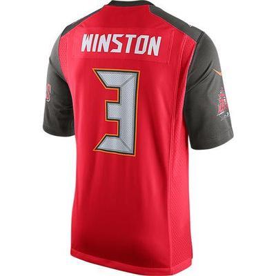 Nike Adult Tampa Bay Buccaneers Jameis Winston #3 Team Jersey