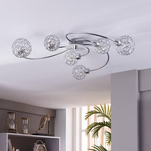 Dekorative LED-Deckenleuchte Tyron
