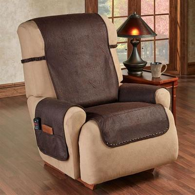 Stonehill Furniture Protector Chocolate Recliner, Recliner, Chocolate