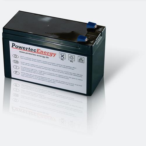 Batteriesatz für BlueWalker PowerWalker VI 600