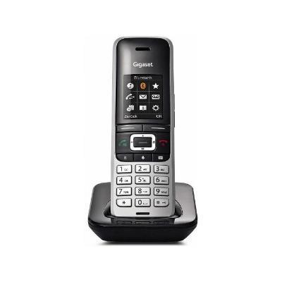 Cordlesstelefon S850 HX Platin/Blk