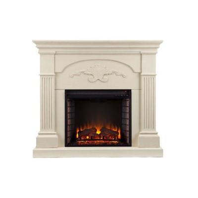 Southern Enterprises Sicilian Harvest Electric Fireplace - Fireplace Accessories