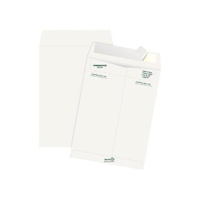 Tyvek 9 x 12 Mailer with Side Seam - White (50 Per Box)