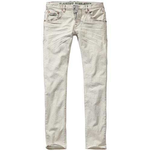 Herrlicher Herren Unclean-Jeans weiß 30/32, 30/34, 31/32, 31/34, 32/32, 32/34, 33/32, 33/34, 34/32, 34/34, 36/32, 36/34