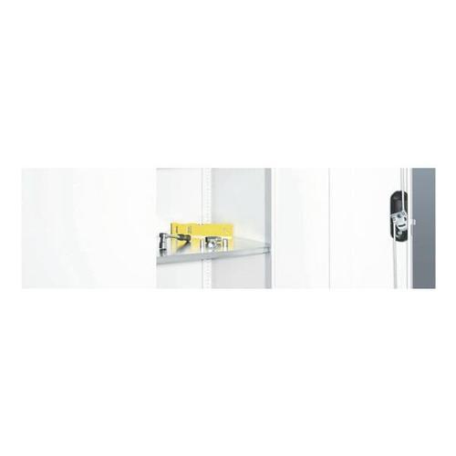 Stahlfachboden »92,7 x 35,2 cm« grau, CP, 92.7x2.4 cm