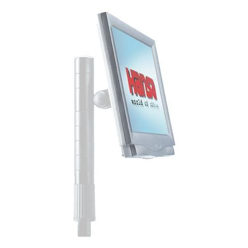 Monitorhalter H507000 grau, Hansa
