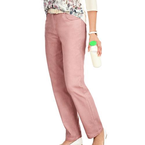 Avena Damen Powerstretch-Hose Feminin Rosé