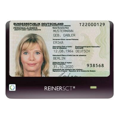 Chipkartenleser »cyberJack RFID ...