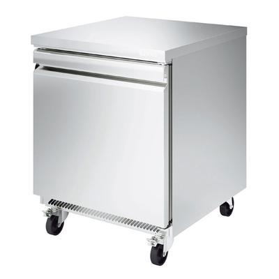 Infrico IUC-UC27R 27 5/8″ W Undercounter Refrigerator w/ (1) Section & (1) Door, 115v