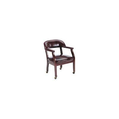 Boss B9545-BY Button Tufted Conference Chair