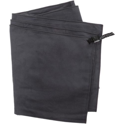 COCOON Ultralight Handtuch in manatee grey, Größe M