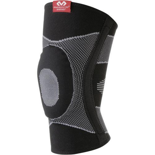 Mc David Knie Bandagen in schwarz, Größe XL