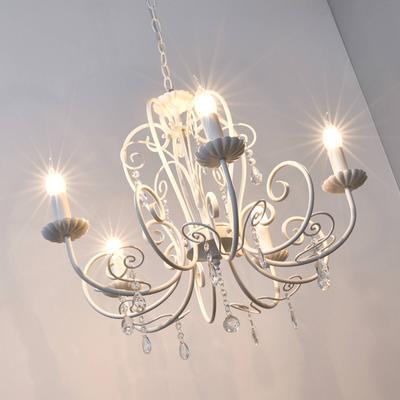 Beautiful chandelier Sophina wit...