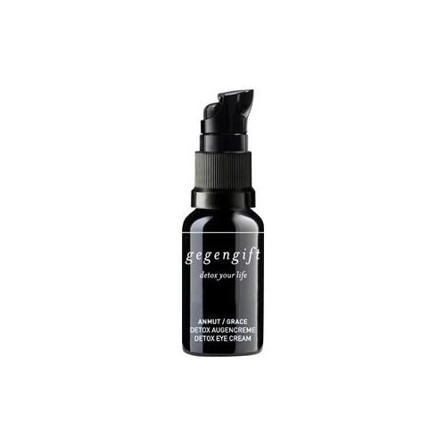Gegengift Pflege Detox Anmut Augencreme 15 ml