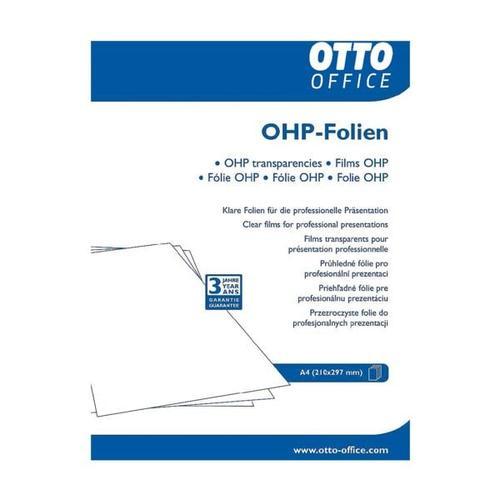 OHP-Color-Laserfolien transparent, OTTO Office