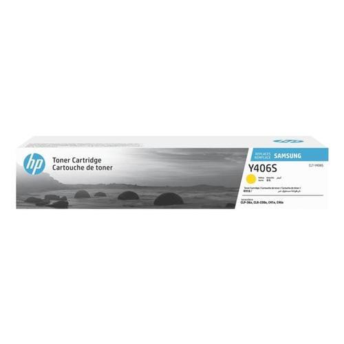 Toner »CLT-Y406S/ELS« gelb, Samsung